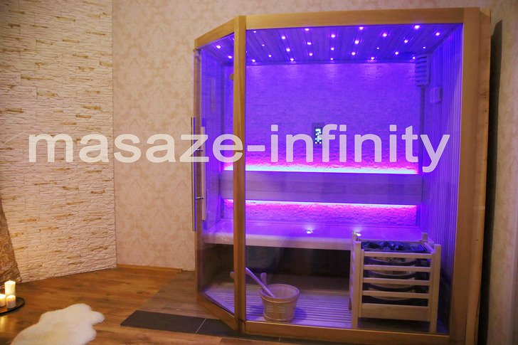 Eroticka masérka sauna,vířivka