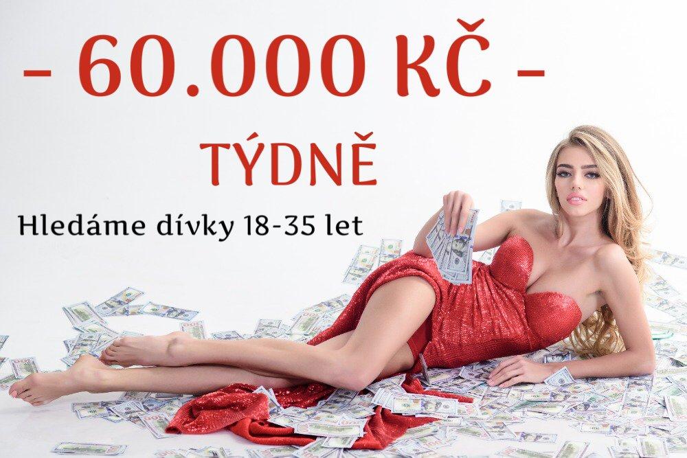 - 60.000Kč Týdně -
